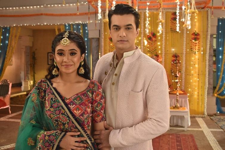 Mohsin Khan Shivangi Joshi Yeh Rishta Kya Kehlata Hai