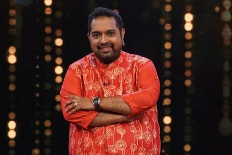 Shankar Mahadevan in Taare Zameen Par