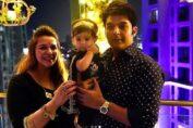 Kapil Sharma Family