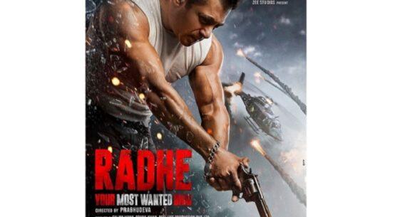 Radhe Release Date