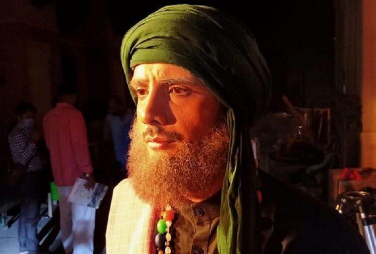 Zaan Khan Disguise Look in KUDCA