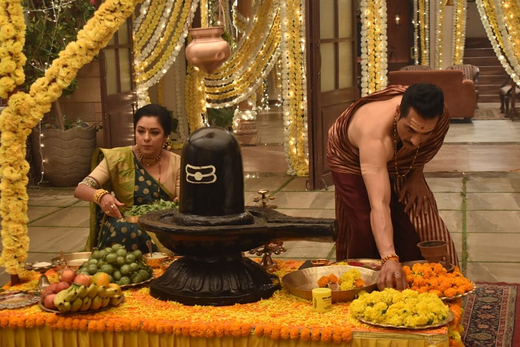 MahaShivratri on Anupamaa